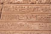 Egypt hieroglyphs — Foto de Stock
