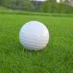 Golf ball — Stock Photo #4926212