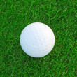 Golf ball — Stock Photo #4926340