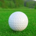Golf ball — Stock Photo #4926390