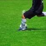 Goal-keeper — Stock Photo
