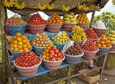 Fruit market — Stock Photo