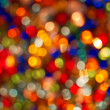 Defocused ligths — Stock Photo #5327152