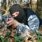 Terrorist — Stock Photo #4257891