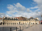 City square. Dijon. France — Stock Photo