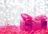 Boîte rose — Photo