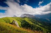 Fantasy mountain — Stock Photo