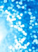 Blue defocus background — Stock Photo