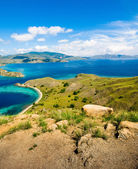 Tropical landscape Indonesia — Stock Photo