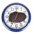 Time in clock — Stock Photo #4651627