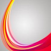 красные линии — Стоковое фото
