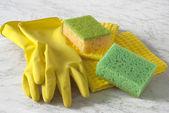Equipment for housework — Stock Photo