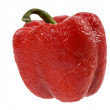 Stock Photo: Withered red pepper