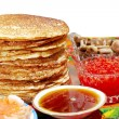 Pancakes — Stock Photo #5160239