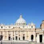 ciudad del Vaticano, Roma, Italia — Foto de Stock
