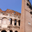 The Colosseum in Rome, Italy — Stock Photo #4613350