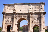 Arco de Constantino in Rome, Italy — Stock Photo