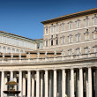 Basilica di San Pietro, Vatican City, Rome, Italy — Stock Photo #5043229