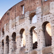 The Colosseum in Rome, Italy — Stock Photo #5222480