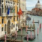 Venice, Grand - channel — Stock Photo #4773686