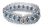 Bracelet isolated on white — Stock Photo