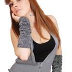 Young girl posing — Stock Photo #4167330