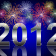 New Year 2012 — Stock Photo #5195269