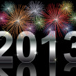 New Year 2013 — Stock Photo #5195282