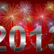 New Year 2013 — Stock Photo #5195293