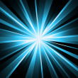 Stock Photo: Laser beams background