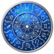 Zodiac Disc — Stock Photo