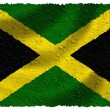 Flag of Jamaica — Stock Photo #5199736