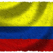 Flag of Colombia — Stock Photo #5199769