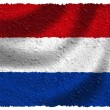 Flag of the Netherlands — Stock Photo
