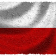 Flag of Poland — Stock Photo
