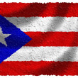 Flag of Puerto Rico — Stock Photo #5199952