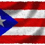 Flag of Puerto Rico — Stock Photo #5199952