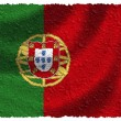 Stock Photo: Flag of Portugal