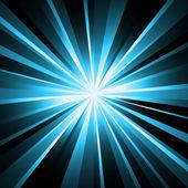 Laser beams background — Stock Photo