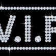 VIP Diamonds — Image vectorielle