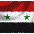 Flag of Syria — Stock Photo #5200112
