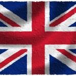 National Flag United Kindom — Stock Photo