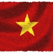 Flag of Vietnam — Stock Photo #5200279