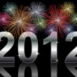 Stockfoto: New Year 2012