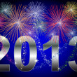 New Year 2013 — Stock Photo #5200573