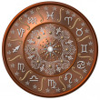 Zodiac Disc — Stock Photo