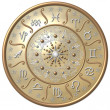 Zodiac Disc — Stock Photo #5200816