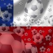 Soccer Chile — Stock Photo #5200853