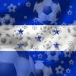 Stock Photo: Soccer Honduras