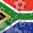 Soccer South Africa — Stock Photo #5200974